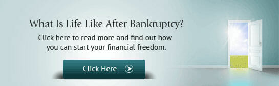 Life after bankruptcy can be brighter!