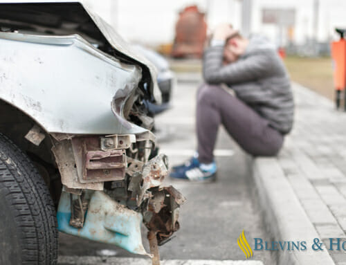 Auto Accident Results into $250K Settlement in Cobb County