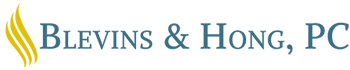 Blevins & Hong Law Firm Logo