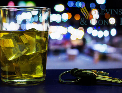 DUI Test Leads to Arrest in Cobb County GA