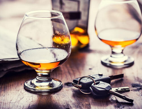 Driver Sleeping in His Car Later Arrested for DUI in Tucker, GA